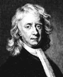 Isaac Newton - newton1